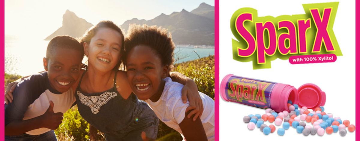 SparX Xylitol Candy